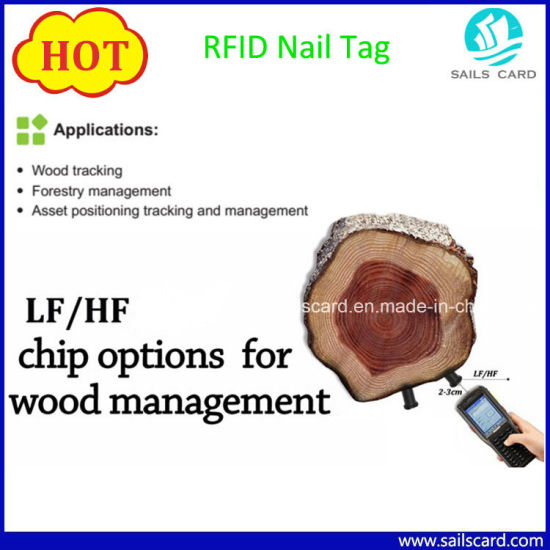 Em4100 RFID Proximity Keyfob for Access Control System pictures & photos