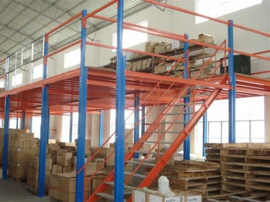 Warehouse Steel Structure Heavy Duty Steel Platform pictures & photos