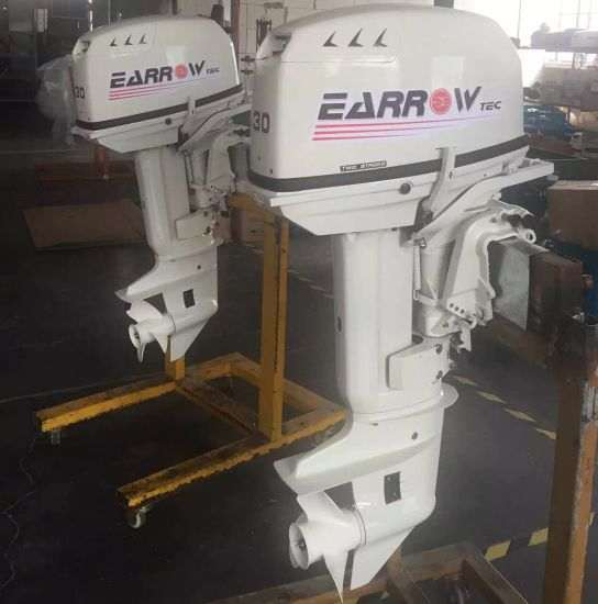 Outboard Engines 2.5/3/5/6/9.9/15/25/30/40 HP pictures & photos