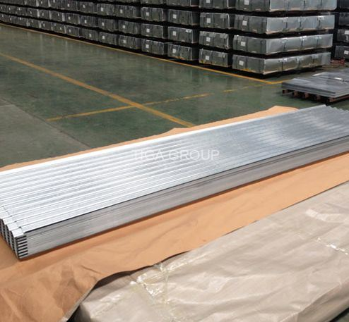 Zinc Aluminum Gl Metal Roofing Galvalume Roof and Wall Sheets