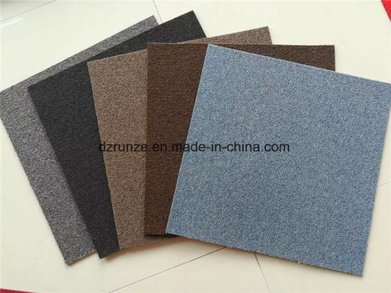 Square Carpet For Office At Good Quality For America