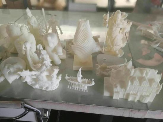 Auto Parts SLS SLA Rapid Prototyping/3D Printing Auto Parts Prototype