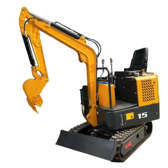 Efficient Cheap Crawler Excavators/Mini Digger for Sale