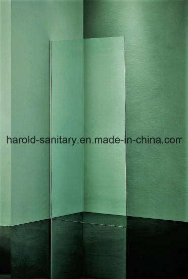China 8 10mm Tempered Glass Frameless Shower Door China Shower