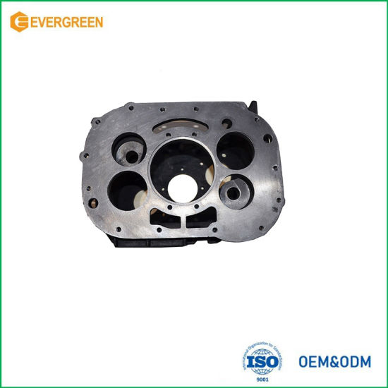 OEM Shell Mold Sand Casting Parts with Precision Machining