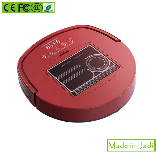 Cyclone Filter System HEPA Filter 4000PA Vacuum Cleaner Robot