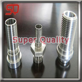 Custom Perforated Aluminum Lathe Turning CNC Milling Machining Parts pictures & photos