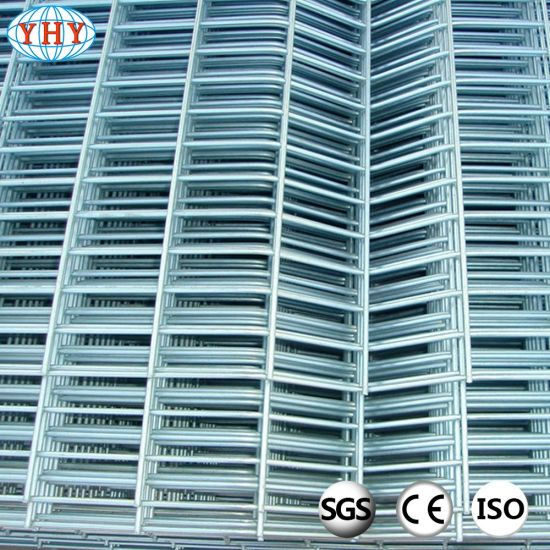 China Hot Galvanized Steel Brc Welded Wire Mesh For Garden Fence