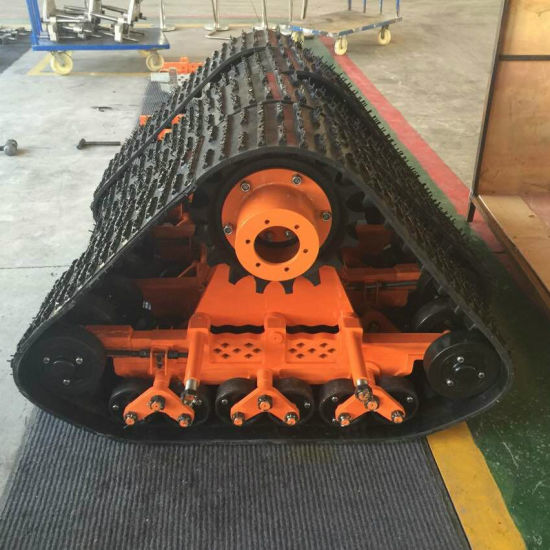 Rubber Track System for off-Road Vehicle Under 4 Tons pictures & photos