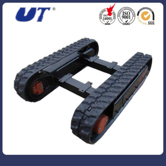 Excavator Parts Best Selling Steel Chassis Factory pictures & photos