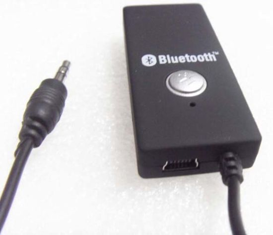 3.5mm Jack Bluetooth 2.1 Audio Dongle Built in 140mAh Battery for MP3/MP4 pictures & photos
