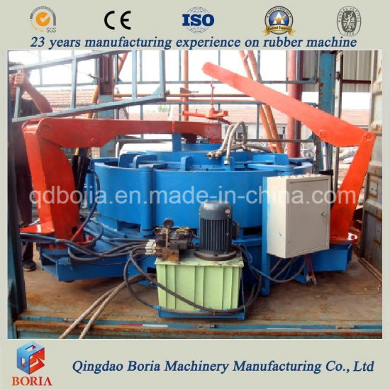 Used Tyre Hot Retreading Machine with Ce and ISO9001 pictures & photos