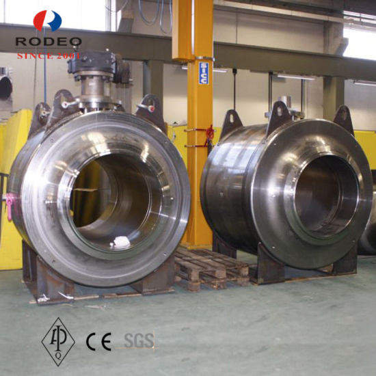 10% off Full Welded Body Industrial Carbon Stainless Steel Ball Valve pictures & photos