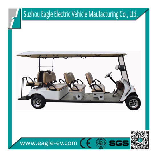 Electric Golf Carts, 8 Seats, with Jumper Seat, Eg2069ksf