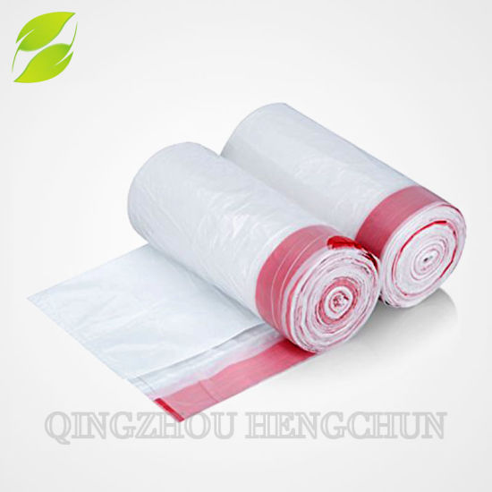 Widely Used Custom Colored Drawstring Polybags