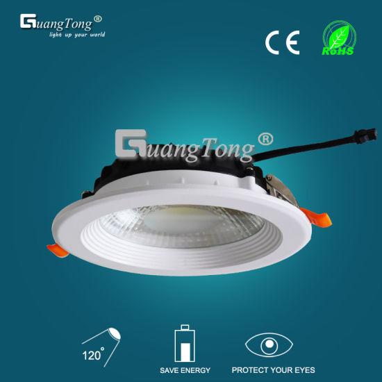 China Manufacturer LED Downlight 5W/10W/15W LED Light COB Light