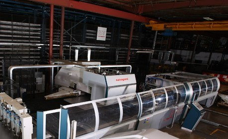 2017 Metal Fabrication, Steel Sheet Fabrication