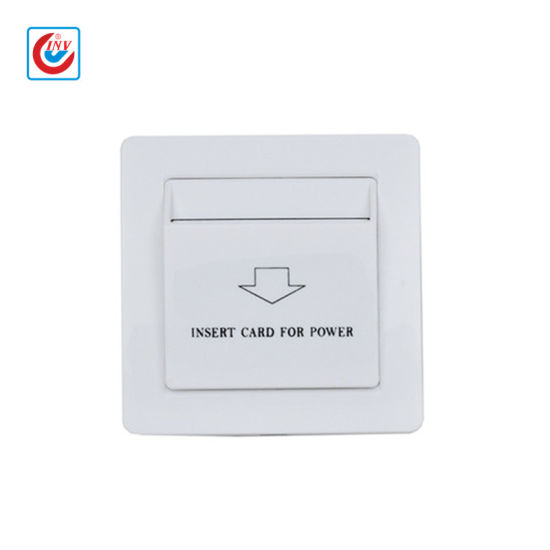 Hotel Proximity Card Holder Energy Saving Switch pictures & photos