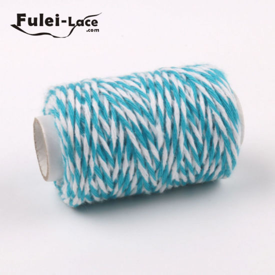 Factory Wholesale Absorbent Cotton Rope pictures & photos