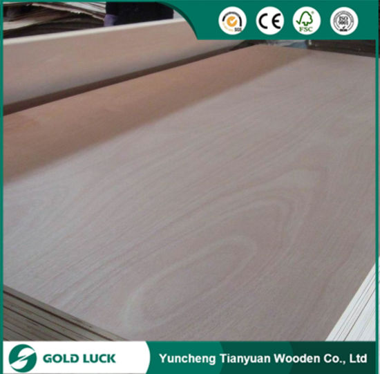 Commercial Plywood with Bb/Bb Grade WBP Glue Hot Sell Bintacgor 1220X2440mm pictures & photos