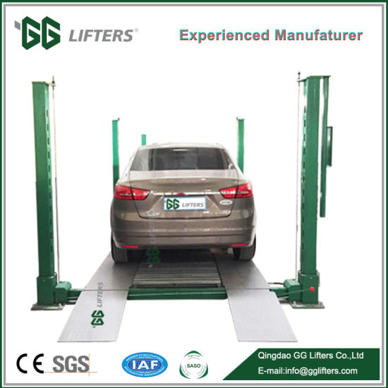China Hydraulic Structure Frame Building Car Parking System - China ...