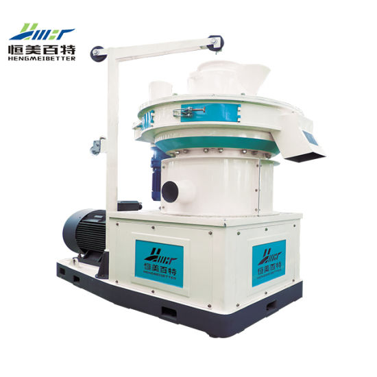 Hot Selling 1-1.5t/H Wood Pellet Machine with Ce
