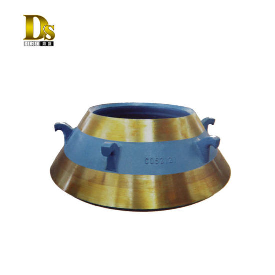 Densen Customized Cone Crusher Parts Ball Mill Parts Jaw Crusher Parts Impact Crusher Parts pictures & photos