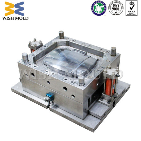 Customized Plastic Product Plastic Steel Mould pictures & photos