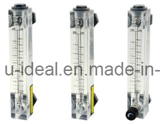Panel Acrylic Flow Meter for Water, O2, H2, N2, Air pictures & photos