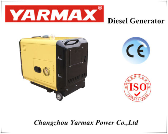 China Yarmax Supply Best Price Diesel Generator Fuel Economy