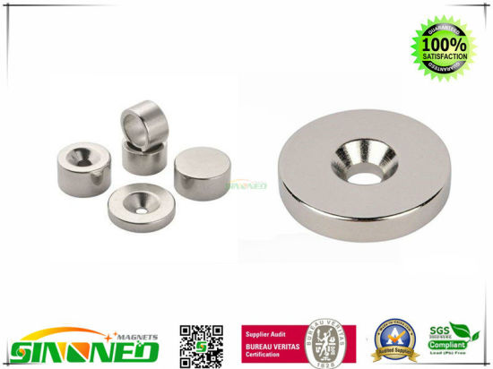 Neodymium Ring Magnets, Ring NdFeB Magnets pictures & photos