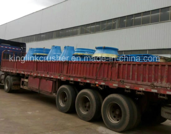 China Mantle and Bowl Liner/Spare Parts for Sandvik Cone