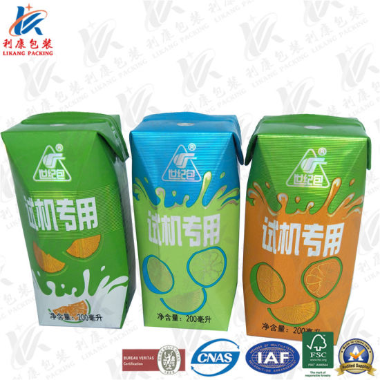 China Aseptic Packaging Paper Suitable For Ipi Filling Machine Cool Ipi Quote