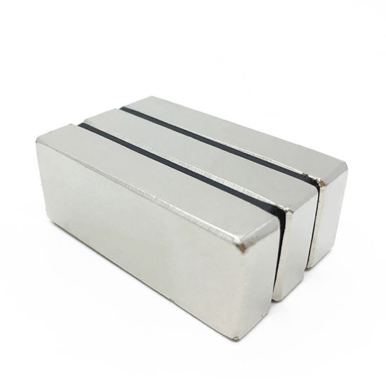 Rare Earth N50 Super Strong Block NdFeB Magnet for Craft