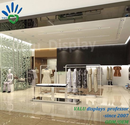 High Quality Woman Shop Equipment for Clothes Store