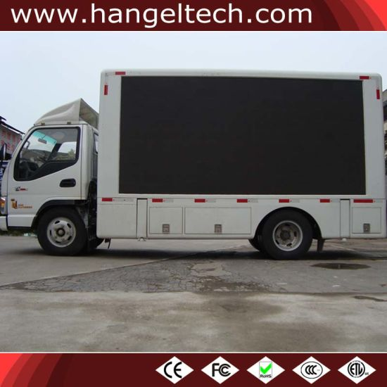 Outdoor P10mm Full Color Video Billboard LED Truck Display pictures & photos