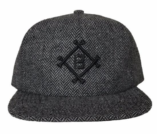 China Custom material Snapback Cap Hat Supplier - China Snapback Cap ... 24e0fda2e9c