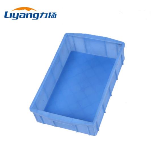 Wholesale HDPE Plastic Turnover Box Spare Parts Tool Box