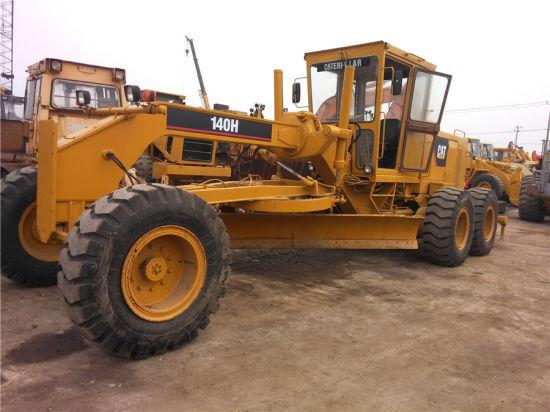 Used Cat 140h Grader (caterpillar motor grader 140H, 140G, 14G)