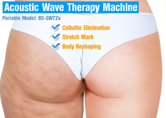 China Radial Acoustic Wave Therapy Machine For Cellulite Treatment