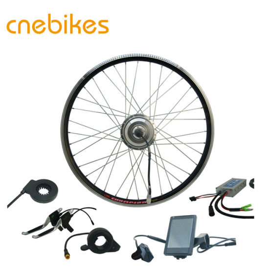 Electric Bike Front Rear Non-Gear Hub Motor For MTB Engine 36V 350W EBike
