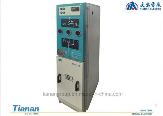 china 12kv medium voltage switchgear electrical solid insulation mv