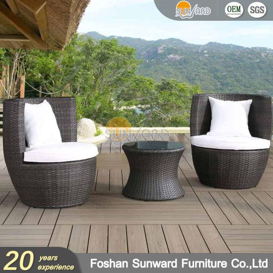 Outdoor Newest Design Chinese Aluminium, Modern Balcony Furniture