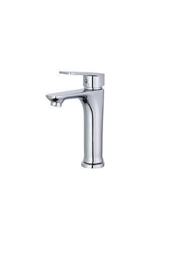 Brass Body Single Lever with Chrome Plated Basin Mixer&Faucet