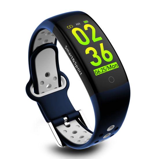 f63c963a03a8 Q6s Smart Watch Reloj Inteligente Passometer Activity Fitness Tracker Heart  Rate
