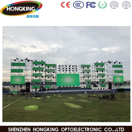 Full Color Outdoor P6.67 LED Display Screen