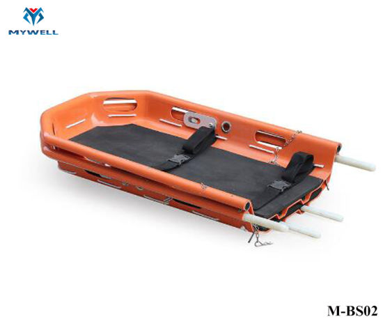 M-BS02 Aluminum Alloy Helicopter Rescue Basket Stretcher pictures & photos