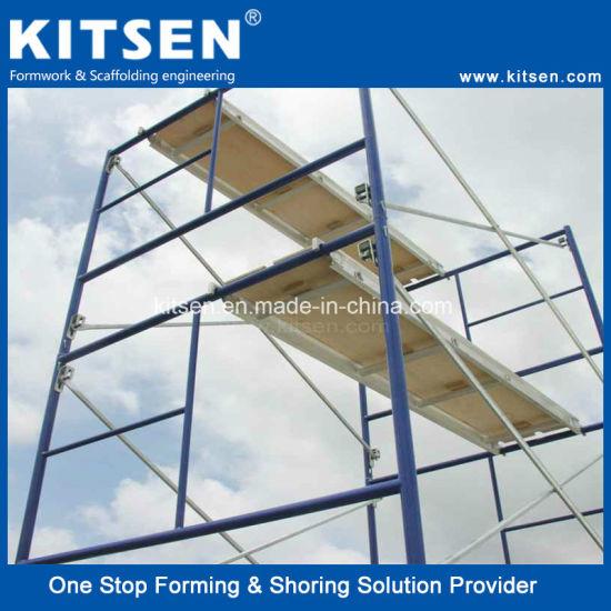 c352d92f383 China Professional Steel Access System Scaffold Sidewalk Frames ...