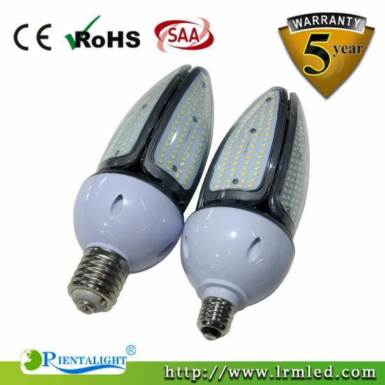 Factory Price E26 E27 E39 E40 Post Top Street 50W LED Corn Bulb