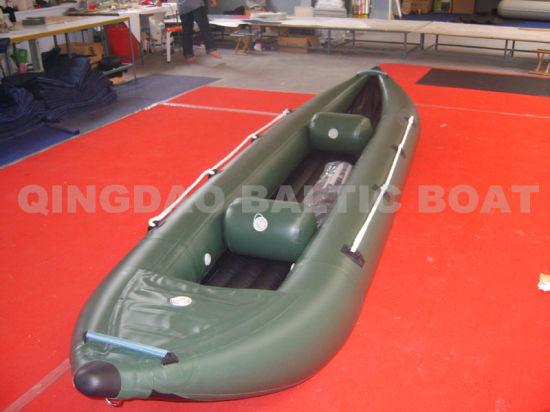 Sale Sailing Sea Single Kayak Fishing Inflatable Boat 280